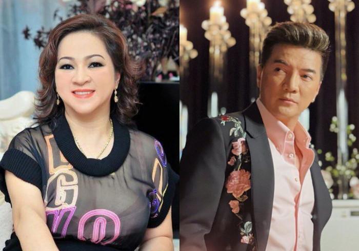 Tố ca sĩ Đàm Vĩnh Hưng, bà Phương Hằng có được phép tung sao kê tài khoản?