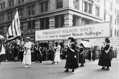 Bài phát biểu đặt nền móng cho quyền bầu cử của phụ nữ Mỹ