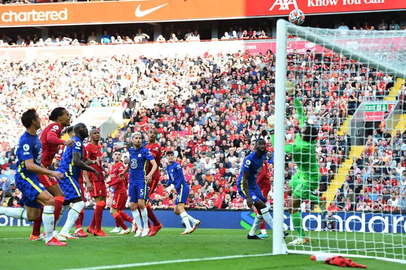Chelsea cưa điểm Liverpool ở Anfield: Nghệ thuật của Thomas Tuchel