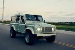 Chiếc Land Rover Defender dáng cổ điển có sức mạnh 650 mã lực