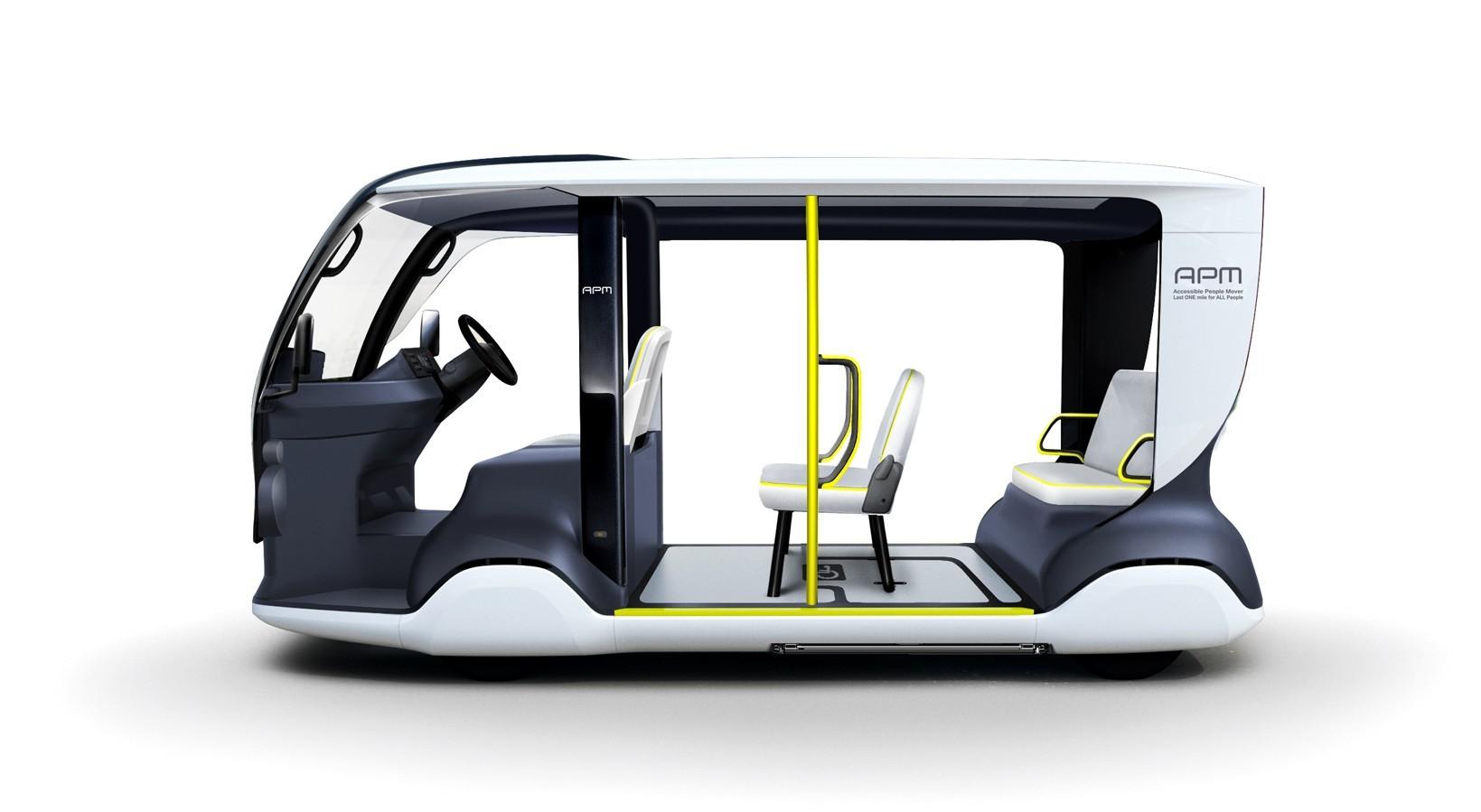 Toyota đình chỉ hoạt động xe tự lái e-Palette ở Thế vận hội Paralympic Tokyo