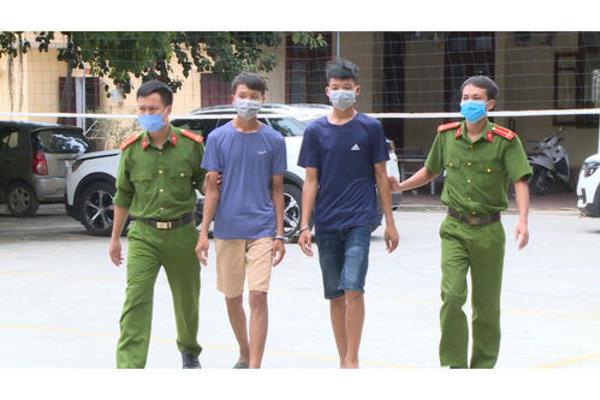 Hai thanh niên ở Thanh Hóa bắt cóc cháu bé, cướp dây chuyền