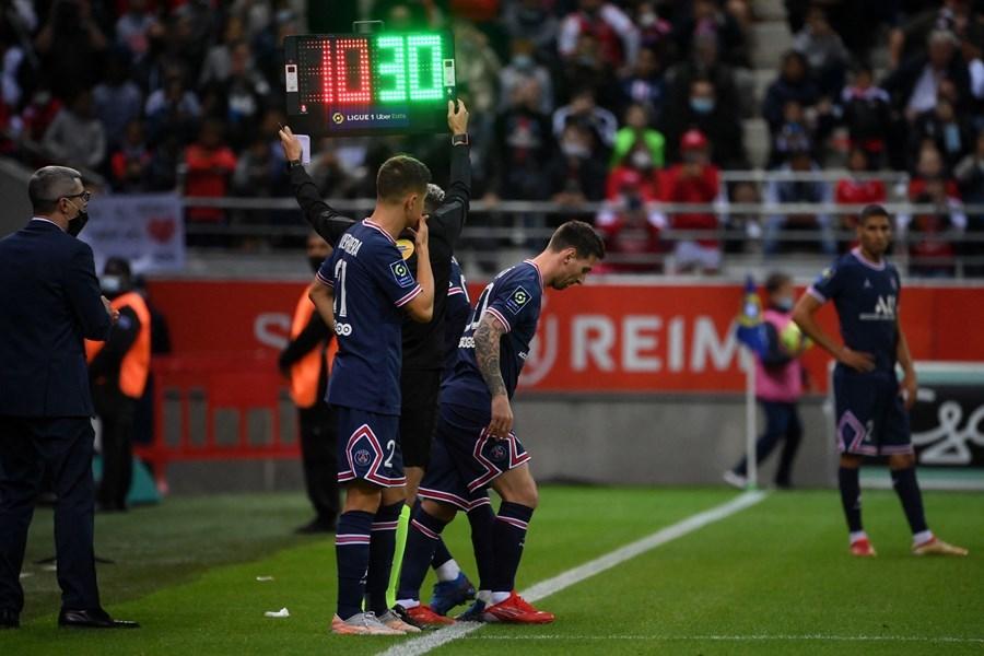 Khoảnh khắc đánh dấu Messi ở PSG và Ligue 1