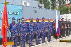 Xem Hải quân Việt Nam đọ sức với Nga ở Army Games 2021