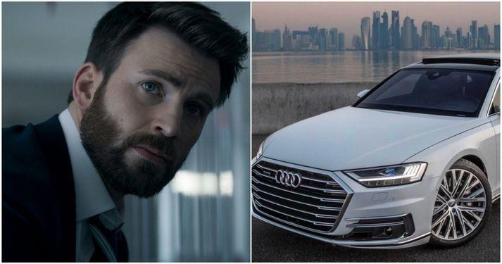 Bộ sưu tập xe hơi của ngôi sao đình đám Chris Evans trong Captain America