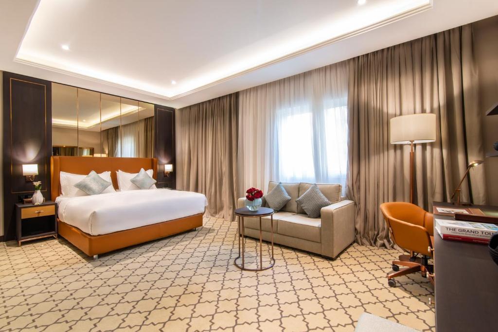 Khách sạn 'sang chảnh' nơi tuyển Việt Nam đóng quân ở Saudi Arabia