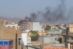 Loạt tên lửa tập kích sân bay ở thủ đô Afghanistan