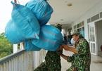 Quân đội khẩn trương dọn ký túc xá lập thêm bệnh viện dã chiến ở Đà Nẵng