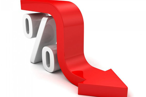 Bank interest rates drop to 2-year low