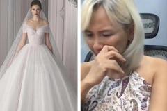 Người mẹ gây xúc động khi mua váy cưới trong buổi đấu giá từ thiện