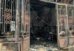 Cháy khu nhà ở trung tâm TP.HCM, một người chết