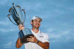 Patrick Cantlay: 'Người băng' trên sân golf
