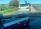 Cụ ông 80 tuổi bị treo bằng vì lái ô tô quá tốc độ
