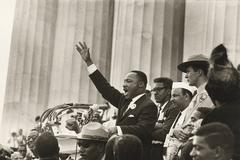 'Tôi có một ước mơ', bài diễn văn lay động cả nước Mỹ