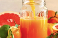 10 loại nước quả tự làm tại nhà giúp tăng cường sức đề kháng