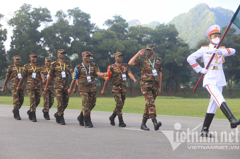 8 nước tranh tài 'Vùng tai nạn' và 'Xạ thủ bắn tỉa' ở Việt Nam
