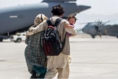 Bao nhiêu người đã được sơ tán khỏi Afghanistan?