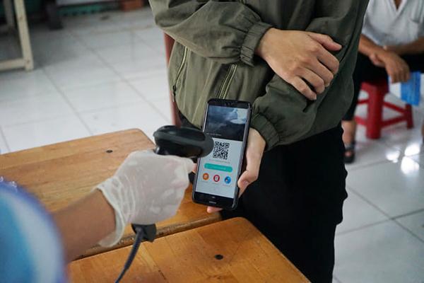 Nơi đi đầu đưa công nghệ hỗ trợ đẩy lùi dịch bệnh