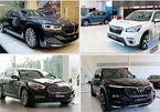10 ô tô giảm giá mạnh nhất hiện nay