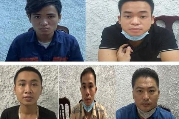 5 nghi phạm bắt giữ, trói và đánh đập người đàn ông tử vong ở Hà Nội