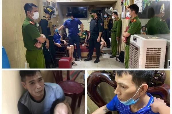 Công an đột kích 'đại bản doanh' của băng trộm liên tỉnh Thủy 'tơ'