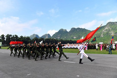Contests of Army Games 2021 kicks off in Vietnam