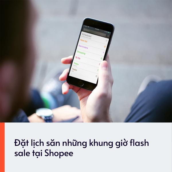Bí quyết săn sale 'không tiền mặt' cho người mới tham gia Shopee 9.9