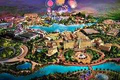 Siêu công viên giải trí 7,7 tỷ đô lớn nhất thế giới khai trương tại Bắc Kinh