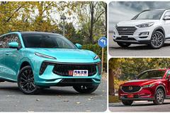 Với 800 triệu, mua xe Dongfeng T5 Evo hay Hyundai Tucson, Mazda CX-5?