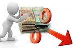 Lãi suất tiết kiệm giảm, lượng tiền gửi vào ngân hàng thấp kỷ lục