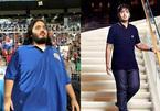 Nỗ lực giảm 108kg của con trai tỷ phú giàu nhất Ấn Độ