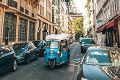 Paris áp dụng giới hạn vận tốc 30 km/h đối với ôtô