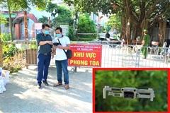 Huyện ngoại thành ở Hà Nội dùng flycam tuần tra khắp thôn, xóm