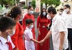Bộ trưởng Nguyễn Kim Sơn: 'Tôi mong học sinh tìm thấy niềm vui trong học tập'