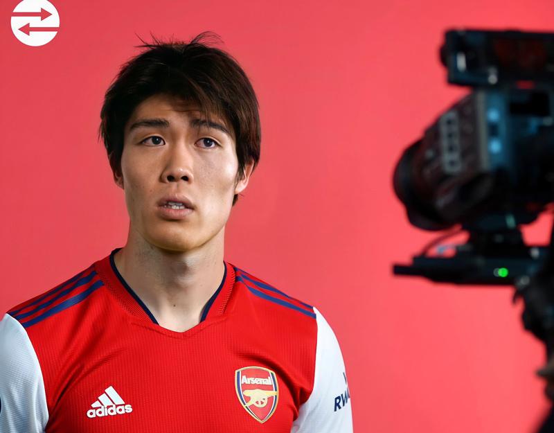 Arsenal mua hậu vệ Nhật Bản, tống khứ Bellerin
