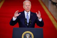 Ông Biden tuyên bố chấm dứt kỷ nguyên dùng quân sự 'tái sinh các nước khác'