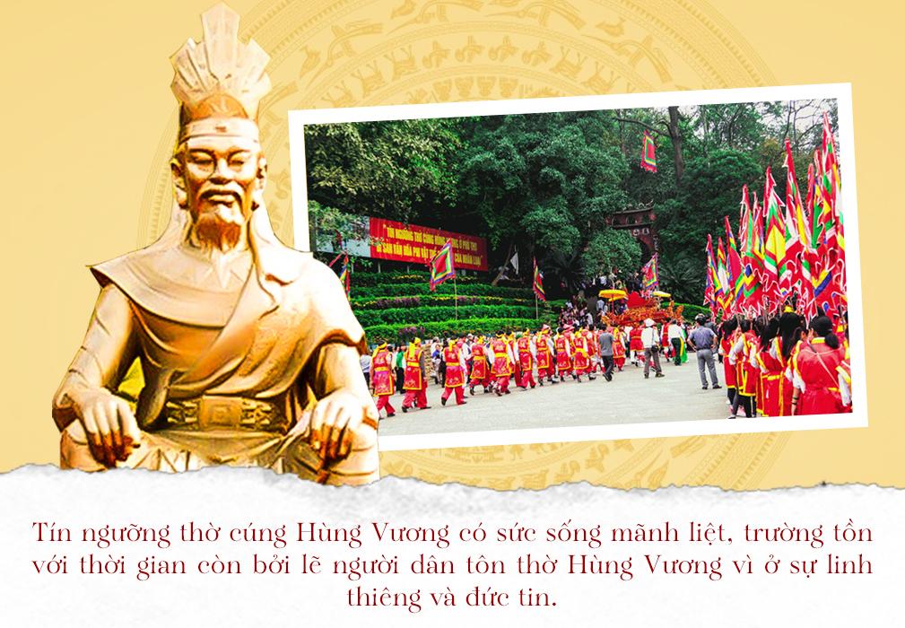 Tín ngưỡng thờ cúng Hùng Vương