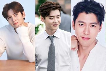 Huyn Bin, Lee Min Ho không lọt top 10 diễn viên Hàn Quốc đẹp trai nhất