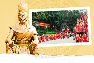 Tín ngưỡng thờ cúng Hùng Vương: Nhớ tới cội nguồn và biết ơn tổ tiên