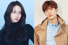 Yoona nhóm SNSD làm vợ Lee Jong Suk trong phim mới