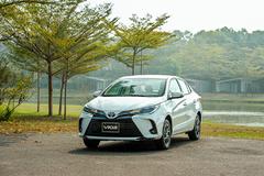 Mua Toyota Vios tháng 9 nhận ngay ưu đãi lên đến 26,5 triệu đồng