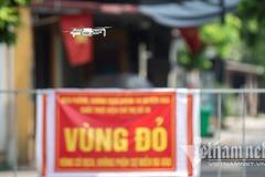 Lần đầu tiên ở Hà Nội, bay flycam giám sát nghìn dân trong 'vùng đỏ'