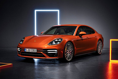 Porsche Panamera hiệu suất, tiện nghi hơn ở phiên bản nâng cấp