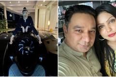 Đạo diễn nổi tiếng Ấn Độ tặng vợ siêu xe Người Dơi nhân dịp sinh nhật