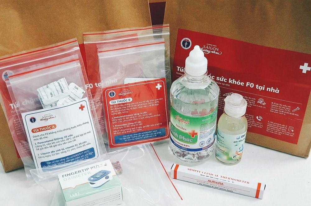 Sở Y tế TP.HCM đề xuất mua thêm hai loại thuốc điều trị bệnh nhân Covid-19