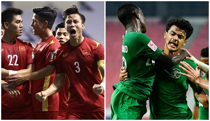 Trực tiếp Việt Nam vs Saudi Arabia: Đèo cao thì mặc đèo cao