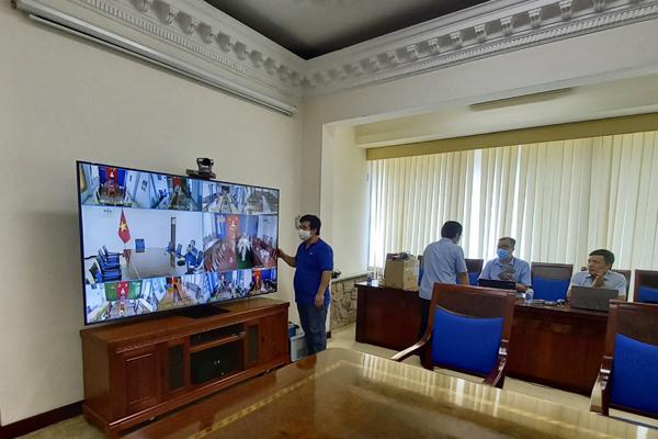 Kỷ niệm Quốc khánh 2/9: Truyền hình trực tuyến kết nối 195 điểm cầu