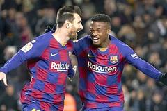 Ansu Fati vượt Messi, xứng đáng kế thừa áo số 10