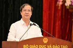 Bộ trưởng Giáo dục phát động phong trào thi đua đặc biệt