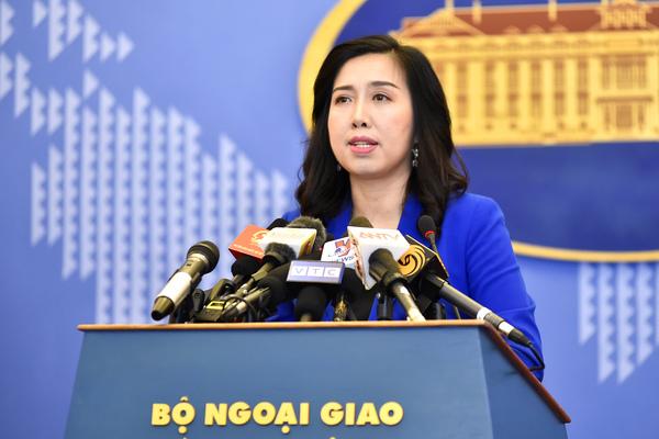 Việt Nam kiên quyết, kiên trì bảo vệ chủ quyền quần đảo Hoàng Sa, Trường Sa